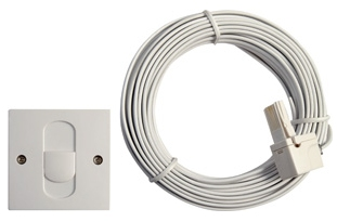 extensionkit how to install a telephone extension RJ11 CAT5 Wiring-Diagram at fashall.co