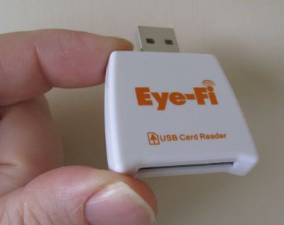 Eye-Fi USB Reader