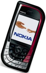 Nokia 7610 - Mobile Phone Information from FileSaveAs