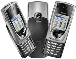 Nokia 7650 communicator
