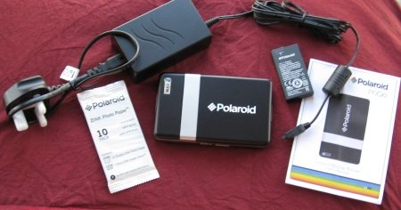 Polaroid PoGo Portable Printer UK Review