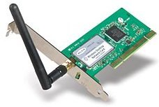 Belkin 802.11g Wireless Desktop Network Card