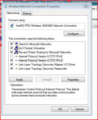 Windows Vista Wireless Connection Problems Wpap